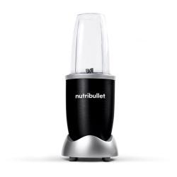 Nutribullet Pulverizador de Alimentos 101731, 600W, 1 Velocidad, Negro