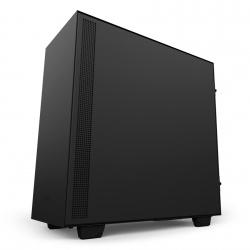 Gabinete NZXT H500i con Ventana, Midi-Tower, ATX/Micro-ATX/Mini-ITX, USB 3.0, sin Fuente, Negro/Azul