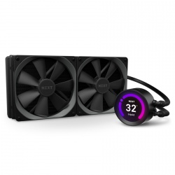 NZXT Kraken Z63 Enfriamiento Liquido para CPU, 2x 140mm, 800 - 2800RPM