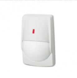 Optex Sensor de Movimiento PIR RX-40PI, Alámbrico, Anti-Pet, Alcance de 12x12 Metros, Blanco