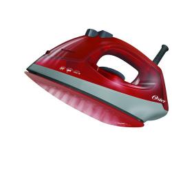 Oster Plancha de Vapor, 1200W, 0.18 Litros, Rojo