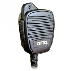 Otto Auricular con Micrófono para Radio REVO NC1, 3.5mm, Negro, para Kenwood