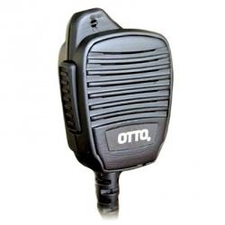 Otto Auricular con Micrófono para Radio REVO NC1, 3.5mm, Negro, para Motorola y Hytera