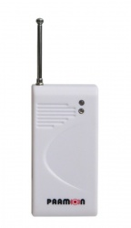 Paamon Detector de Ruptura de Vidrio PM-GBSW100, Inalámbrico, Blanco