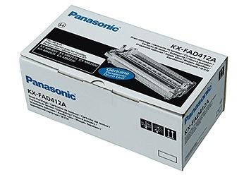Tambor Panasonic KX-FAD412A, 6000 Páginas, para KX-MB2010/2030