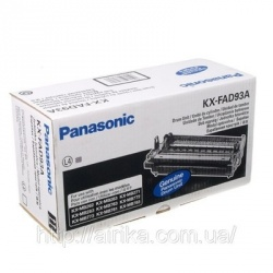 Tambor Panasonic KX-FAD93A Negro