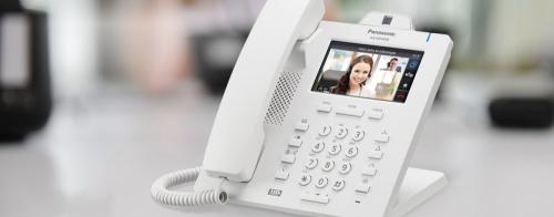 Panasonic Teléfono IP con Pantalla Touch 4.3
