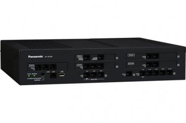 Panasonic Sistema PBS Hibrido KX-NS500, 6 Lineas, 18 Extensiones