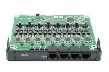 Panasonic Tarjeta KX-NS5172X de 16 Extensiones Digitales