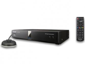 Panasonic Sistema de Conferencia KX-VC1600, CODEC, HDMI, para 10 Personas