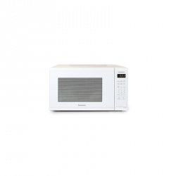 Panasonic Horno de Microondas NN-SB636WRUH, 1100W, Blanco