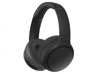 Panasonic Audífonos RB-M300B, Bluetooth, Alámbrico/Inalámbrico, 1.2 Metros, 3.5mm, Negro