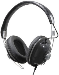Panasonic Audífonos RP-HTX7, Alámbrico, 1.2 Metros, 3.5mm, Negro