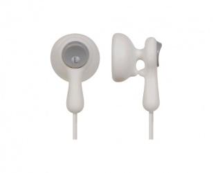 Panasonic Audífonos Intrauriculares RP-HV41PP, Alámbrico, 1.1 Metros, 3.5mm, Blanco