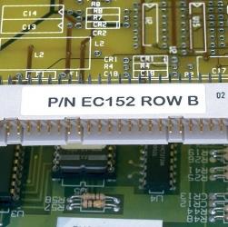 Panduit Etiquetas C138X019FJJ, 4.8mm x 3.51cm, 2500 Etiquetas, Blanco
