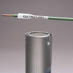 Panduit Cartucho Tubo Termocontráctil para Impresora LS8-KIT de 3/16'' de Diámetro, 18-12 AWG, Blanco