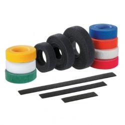 Panduit Abrazadera para Cables Tak-Ty 75'', Negro