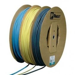 Panduit Protector de Cable Termorretráctil , 30.5 Metros, Negro