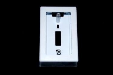 Panduit Caja Superficie para Ductos T-45 o LD, Blanco