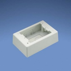 Panduit Caja de Conexión Electrica, para Canaleta Pan-Way LD5