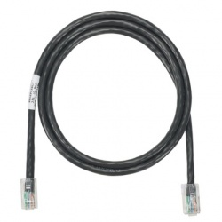 Panduit Cable Patch Cat5e UTP RJ-45 Macho - RJ-45 Macho, 3.05 Metros, Negro