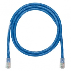 Panduit Cable Patch Cat5e UTP RJ-45 Macho - RJ-45 Macho, 1.52 Metros, Azul