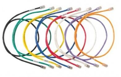Panduit Cable Patch Cat5e UTP, RJ-45 Macho - RJ-45 Macho, 2.1 Metros, Azul
