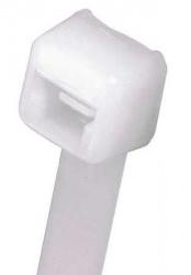 Panduit Cintillo de Plástico de 11.4'', Blanco