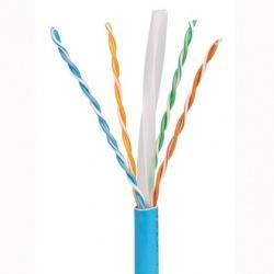 Panduit Bobina de Cable Cat6 UTP de 4 Pares, 305 Metros, Azul
