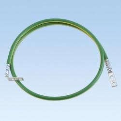 Panduit Cable para Aterrizar Equipos 10AWG, para Conexión a Tierra, 0.61m, Verde/Amarillo