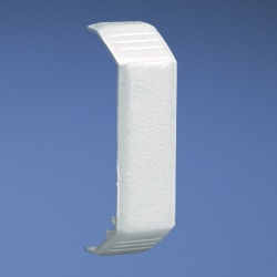 Panduit Conexión para Cubierta T-45, Blanco