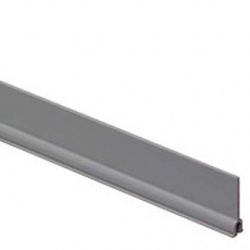 Panduit Pared Divisoria T-45, 2 Metros, Gris