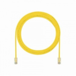 Panduit Cable Patch Cat6a FTP RJ-45 Macho - RJ-45 Macho, 90cm, Amarillo