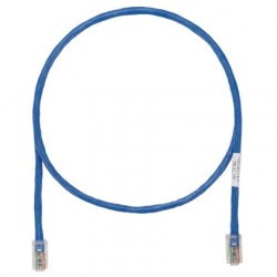 Panduit Cable Patch Cat5e UTP, RJ-45 Macho - RJ-45 Macho, 6.10 Metros, Azul