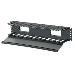 Panduit Organizador de Cable Sencillo para Rack de 19''