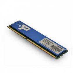 Memoria RAM Patriot PC3-10600 DDR3, 1333MHz, 4GB, Non -ECC, CL9