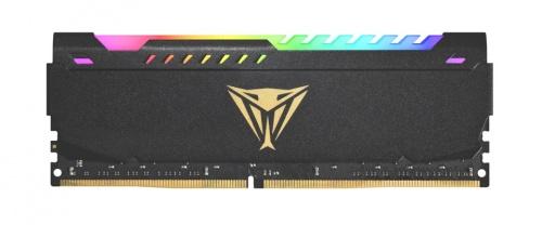 Kit Memoria RAM Patriot Viper Steel RGB DDR4, 3600MHz, 32GB (2 x 16GB), Non-ECC, CL20, XMP