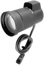 Pelco Lente 13VD3-8, Zoom 2.7x, 3 - 8mm, Gris