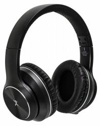 Perfect Choice Audífonos PC-116806, Bluetooth, Inalámbrico, Negro