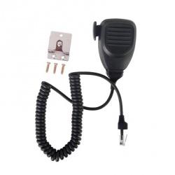Phox Micrófono Bidireccional para Radio PH2000, RJ-45, Negro, para Kenwood