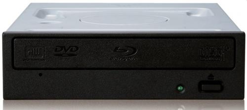 Pioneer BDR-209DBK Quemador de Blu-ray, BD-R 16x / DVD+R 16x, SATA, Interno, Negro