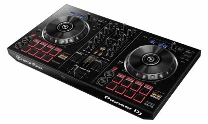 Pioneer Controlador DJ DDJ-RB, 2 Canales, 1x USB, Negro