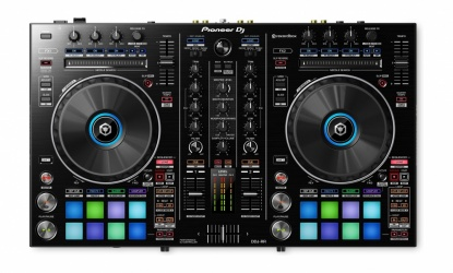 Pioneer Controlador DJ DDJ-RR, 2 Canales, 1x USB, Negro