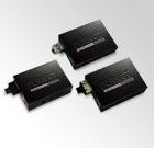 Planet Convertidor de Medios Gigabit Ethernet a Fibra Óptica LX/SX Multimodo, 1000 Mbit/s, 550m