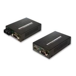Planet Convertidor de Medios Fast Ethernet RS-232/422/485 a SFP, 300 Mbit/s