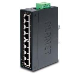 Switch Planet Gigabit Ethernet IGS-801M, 8 Puertos 10/100/1000Mbps, 16 Gbit/s, 8000 Entradas - Gestionado