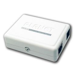 Planet Inyector PoE POE-152 802.3af, 2x RJ-45, 48V, 0.4A