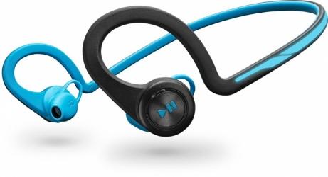 Plantronics Audífonos Deportivos con Micrófono BackBeat FIT, Inalámbrico, Bluetooth 3.0, Azul