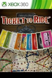 Ticket to Ride, Xbox 360 ― Producto Digital Descargable