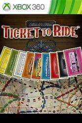 Ticket to Ride, Xbox 360 ― Producto Digital Descargable